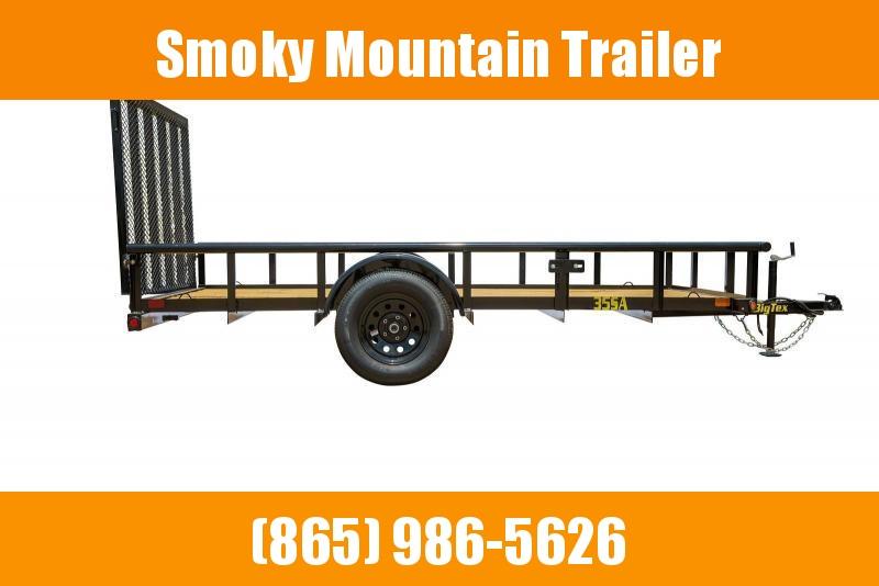 2021 Big Tex Trailers 35SA-14' Utility Trailer