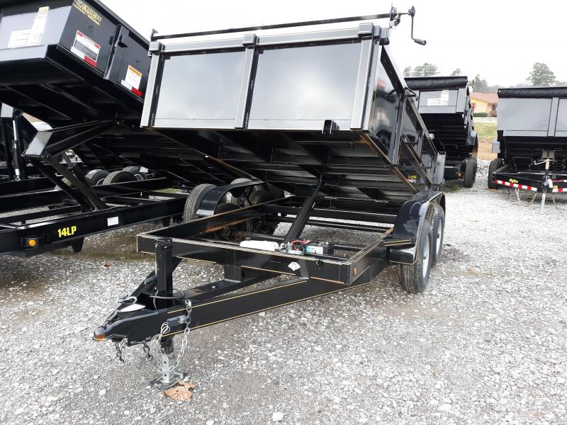 SMT  6 X 12 10k Low Profile Dump Trailer