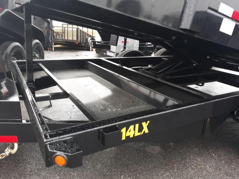 2020 BIG TEX 14LX-14 P/JACK