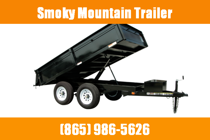 2021 Carry-On 6x10 DUMP 7K Dump Trailer