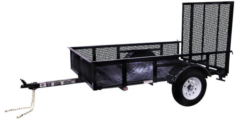 2021 Carry-On 5X8 SPHA SA Utility Trailer