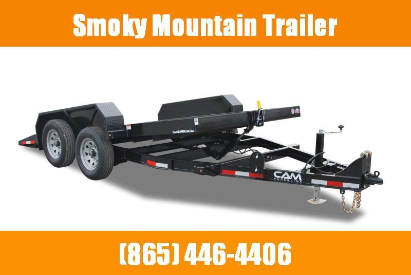 2021 Cam Superline 7X14 10K Equipment Trailer