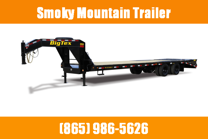 2021 Big Tex Trailers 25GN 25+5 Flatbed Trailer