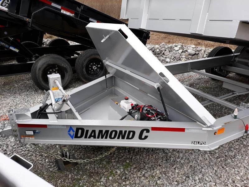 2020 DIAMOND C 24LPDL 16X82 17.5'S