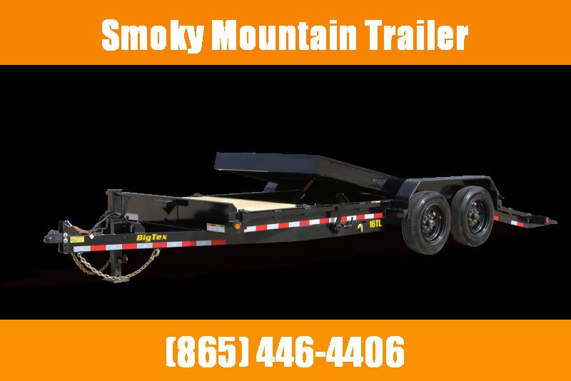 2021 Big Tex Trailers 16TL-22FT Equipment Trailer