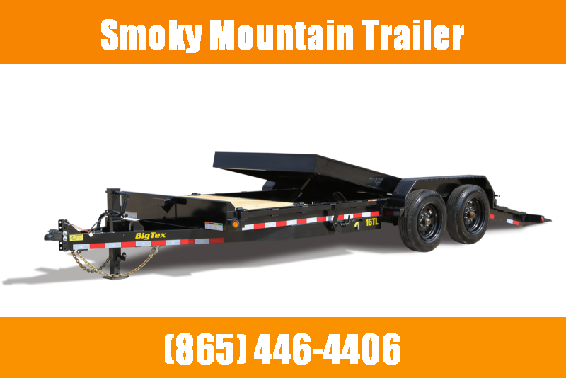 2021 Big Tex Trailers 16TL-22FT Equipment Trailer