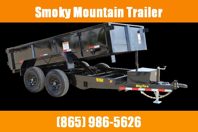 2021 Big Tex Trailers 90SR-10' Dump Trailer