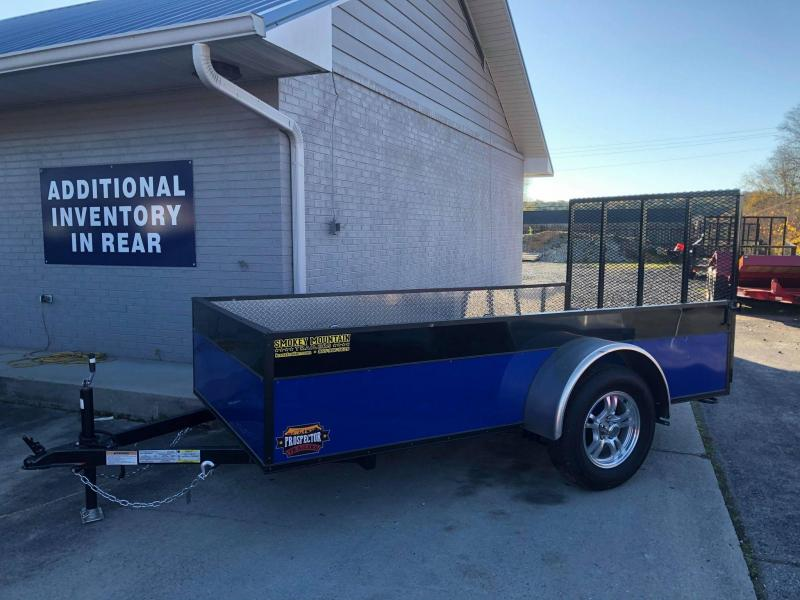 2021 Covered Wagon Trailers 5X10 SA Utility Trailer