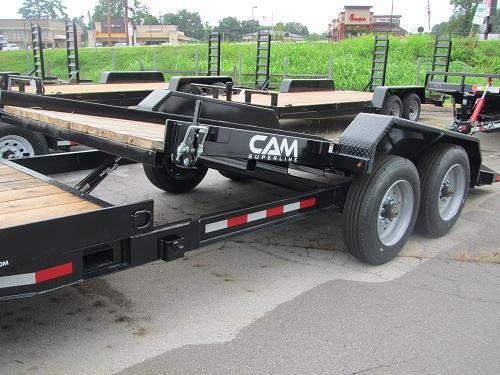 2020 CAM 15 + 4 16K Equipment Trailer