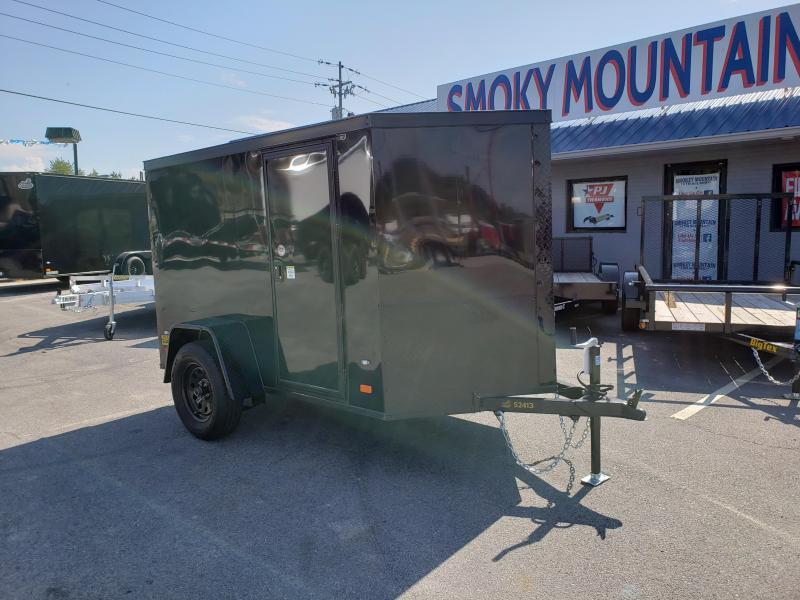 2020 Covered Wagon 5x8 Cargo Trailer Goldmine Series