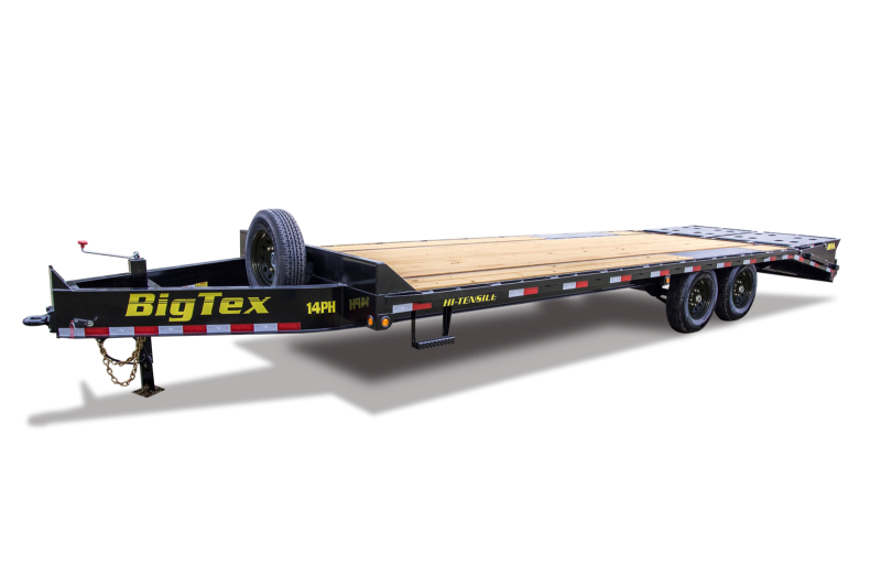 2021 Big Tex Trailers 16PH 20+5 16K Equipment Trailer