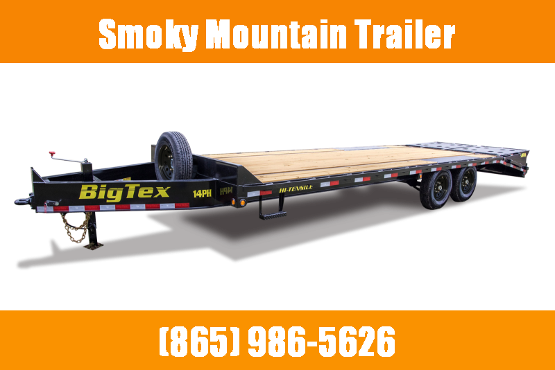 2021 Big Tex Trailers 16PH 20+5 16K Equipment Trailer