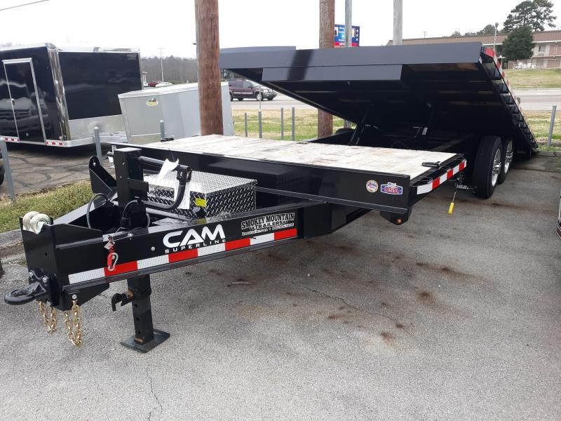 2020 Cam Superline 8CAMDOSTT824 Equipment Trailer