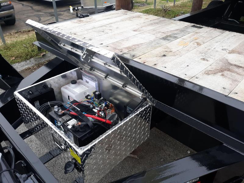 2020 Cam Superline 8CAMDOSTT824 Equipment Trailer