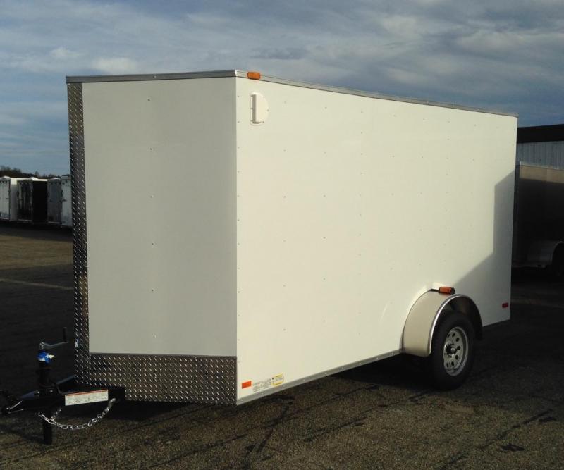 2020 Covered Wagon 6x12 Cargo Trailer