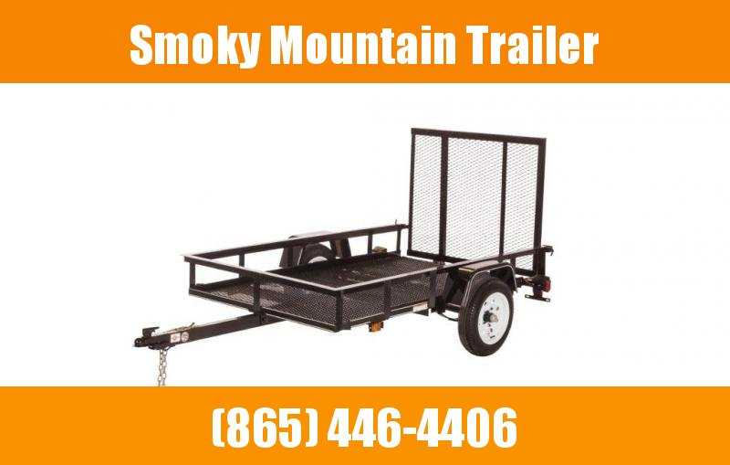 2021 Carry-On 4X8 SA GATE Utility Trailer