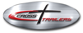 Cross 7x16 Enclosed Cargo Trailer w/ Ramp Door
