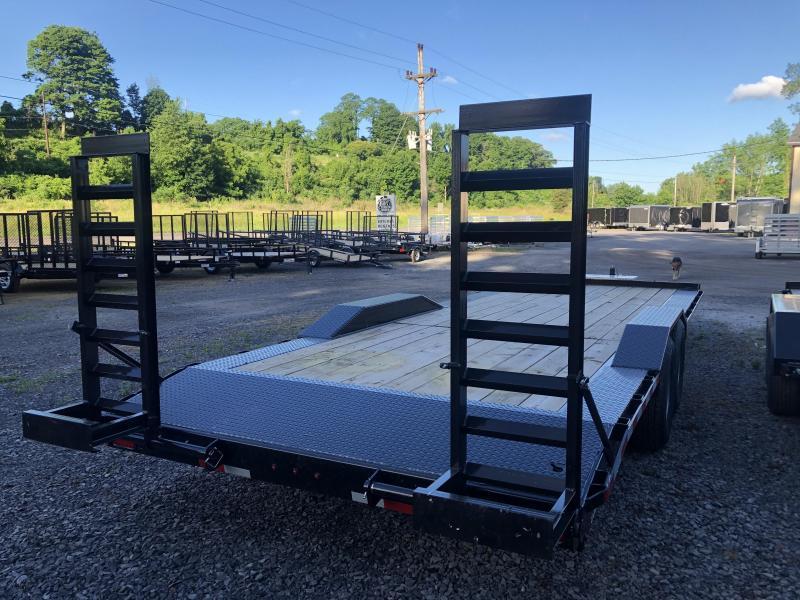 Cam Superline 8x24 Low Pro Deck Over 14000lbs