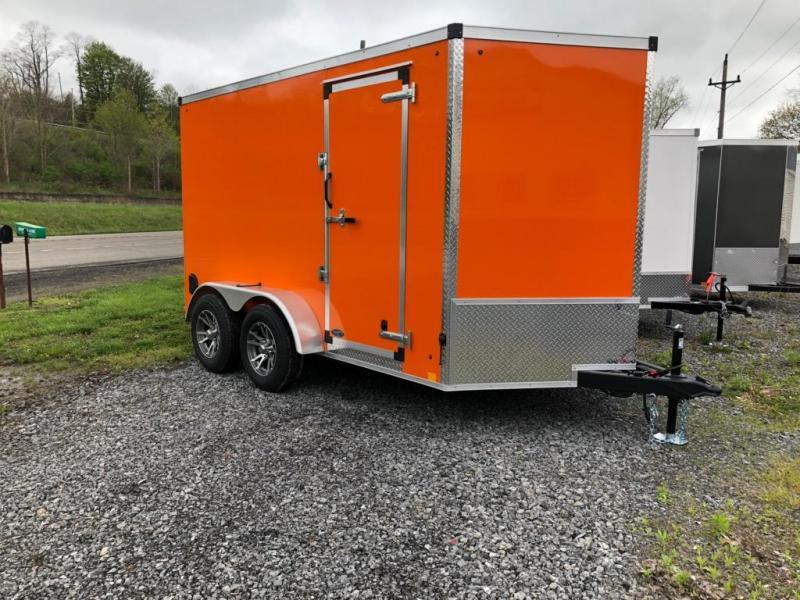 Trailer Master TM712 Enclosed Cargo Trailer