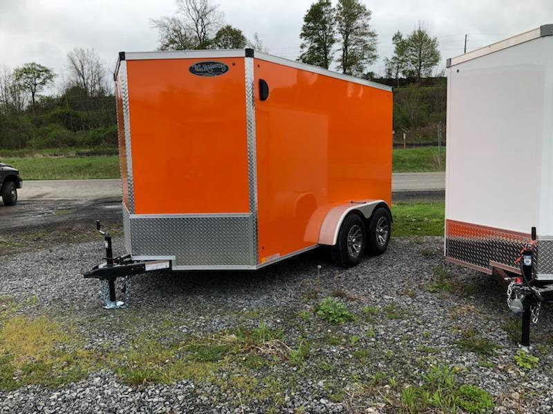 Trailmaster TM712 Enclosed Cargo Trailer