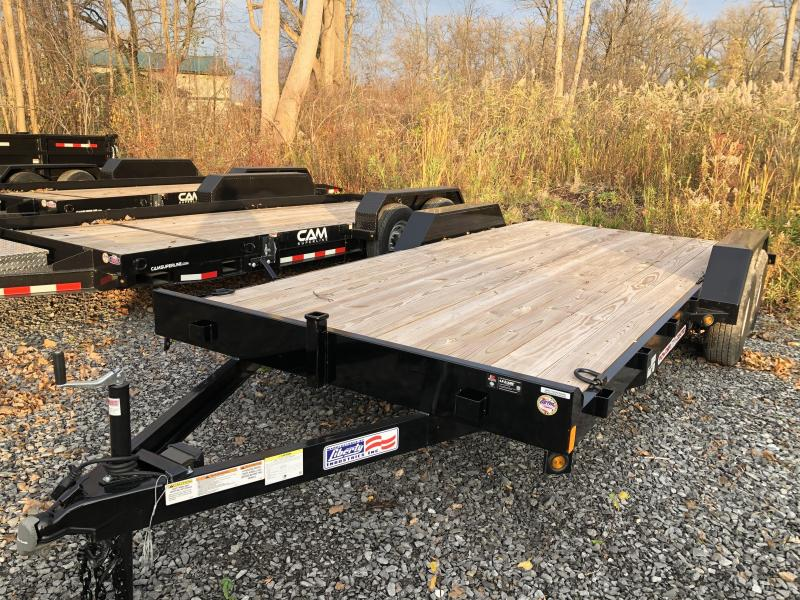Liberty 7x20 Channel Car Hauler 10K