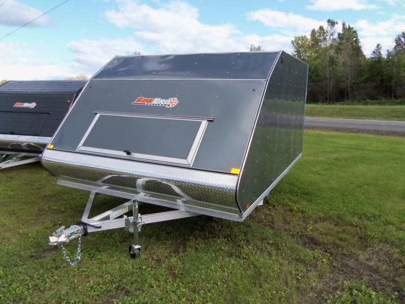 Sno Pro 2 Place 12' Hybrid Snowmobile Trailer