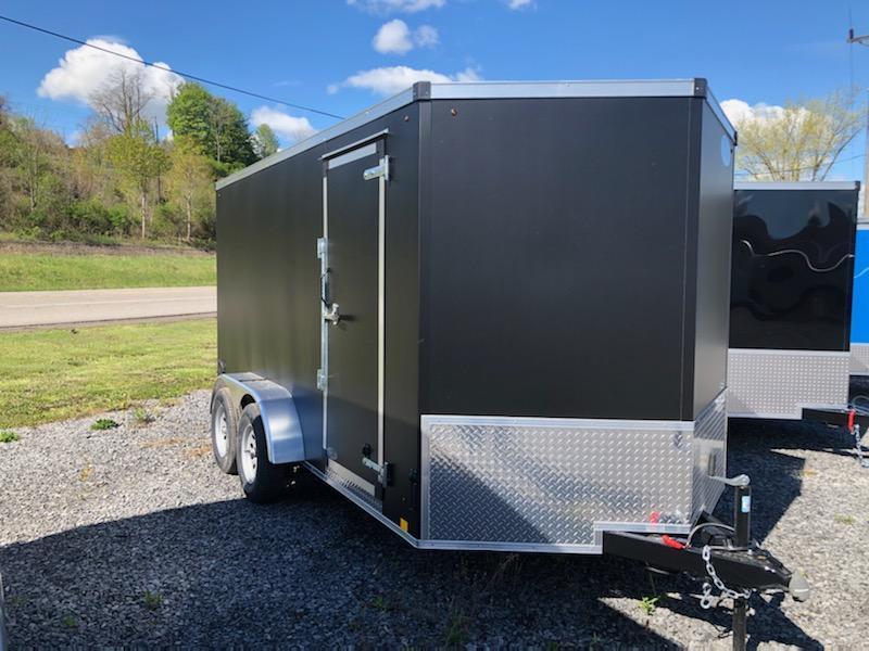 Trailer Master 7x14 Enclosed Cargo Trailer