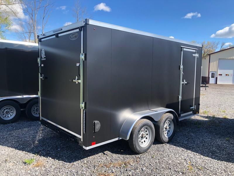 2021 Trailer Master 7x14 Enclosed Cargo Trailer