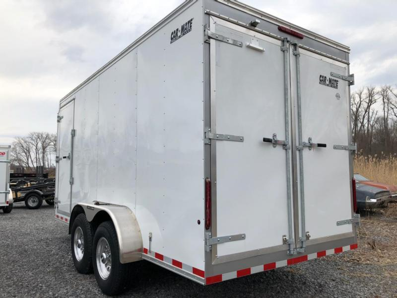 2021 Car Mate Trailers CM716CC-HD-14K Enclosed Cargo Trailer
