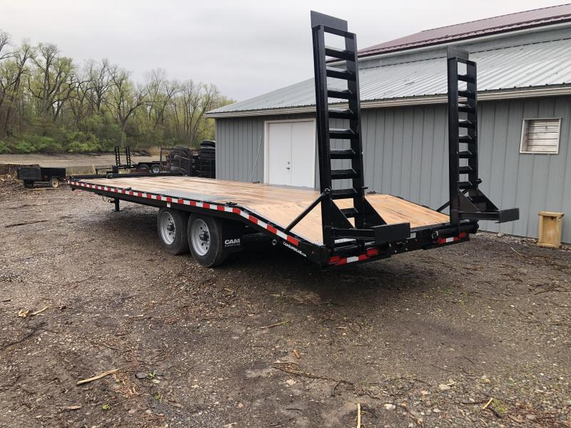 CAM Superline 8.5x22 Deckover 18K Trailer