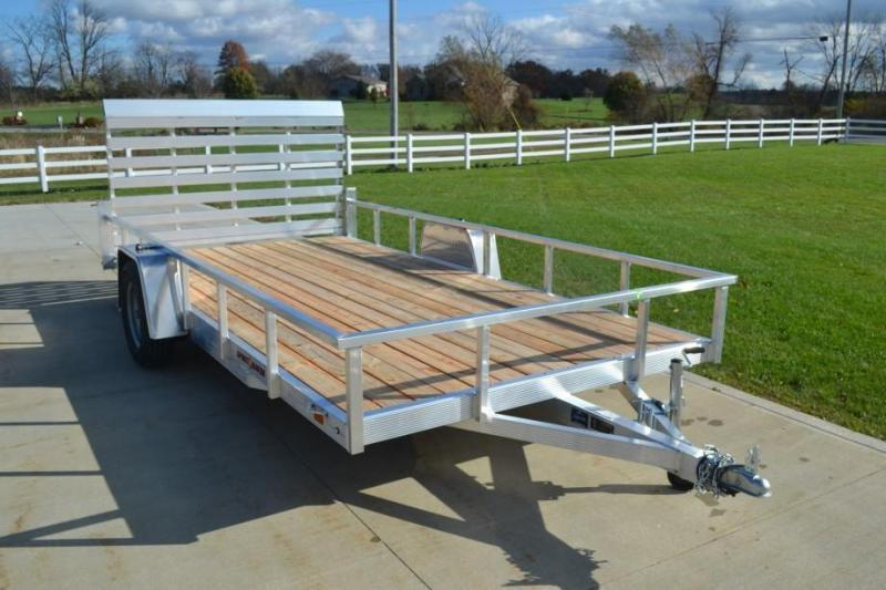 Sport Haven 7x12 Utility Trailer