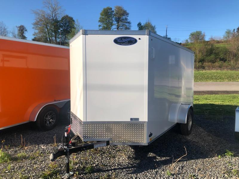 2021 Trailer Master 6x12 Enclosed Cargo Trailer