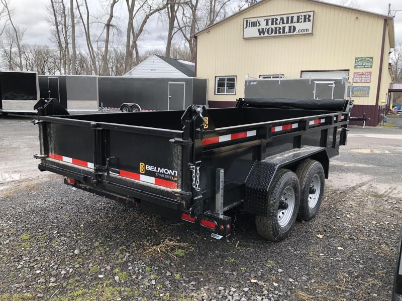 2021 Belmont DT8114-14K Dump Trailer