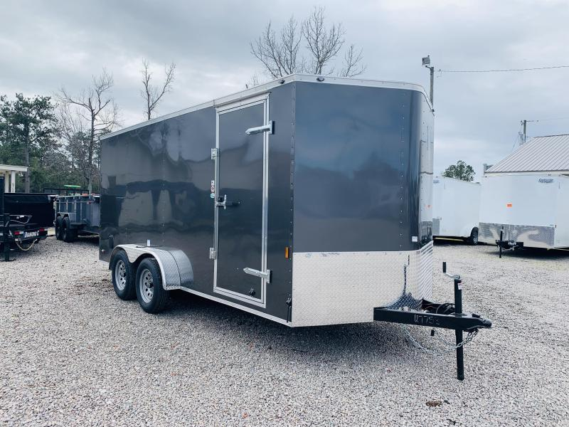 2022 Forest River 7X16TA2 Enclosed Cargo Trailer