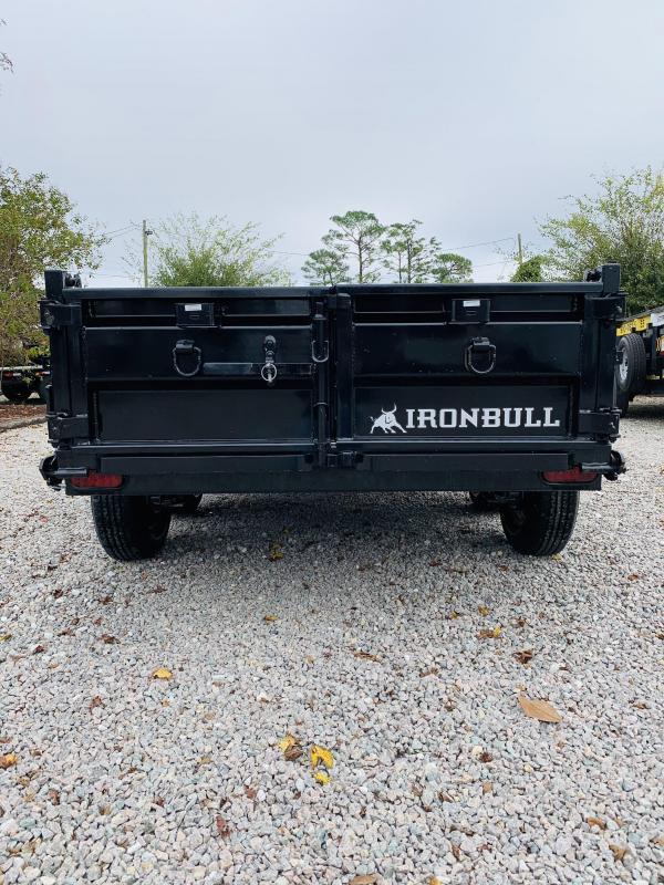 2022 Iron Bull IronBull 5X10 Dump Trailer
