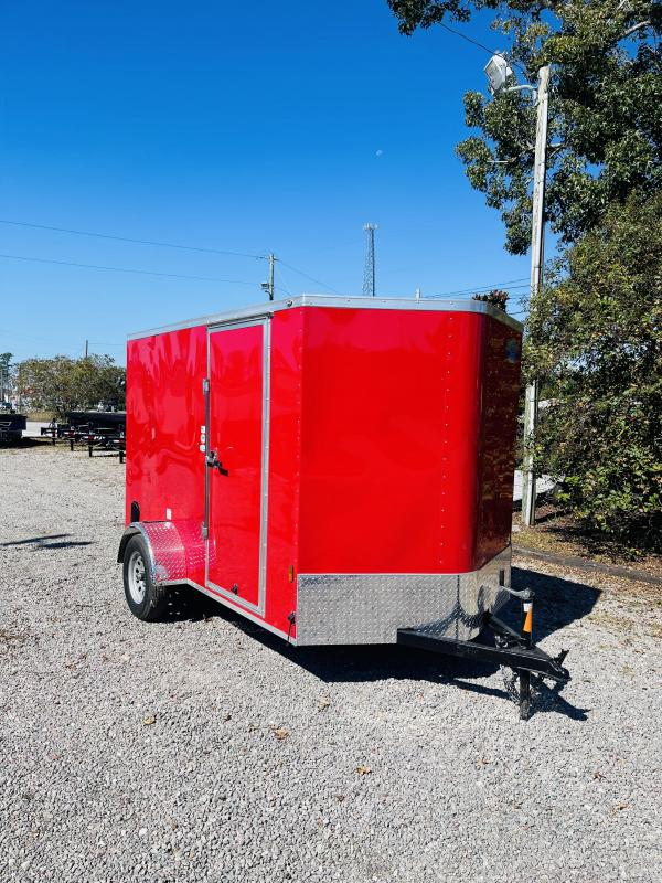 2022 Forest River 6X10SA Enclosed Cargo Trailer