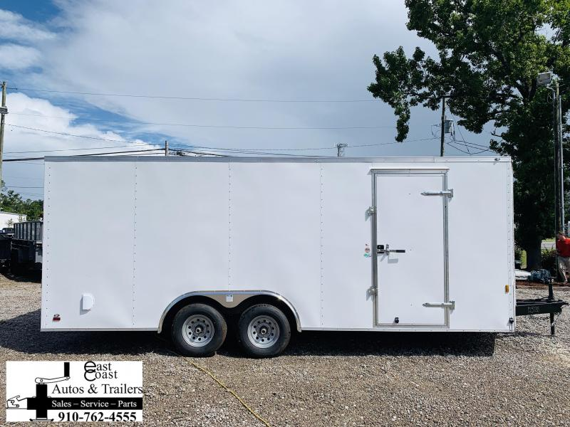 2021 Forest River 8.5x20 Car / Racing Trailer