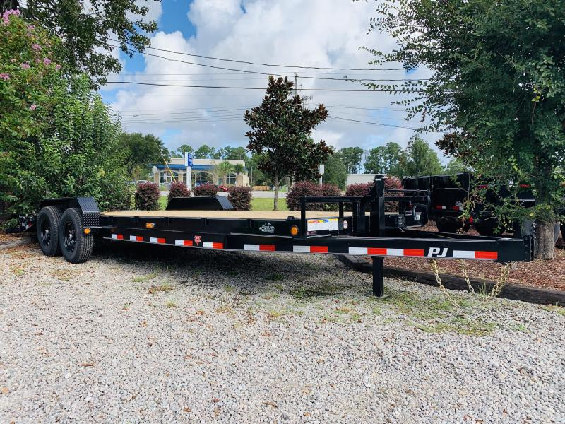 2021 PJ Trailers 24' Equipment Trailer