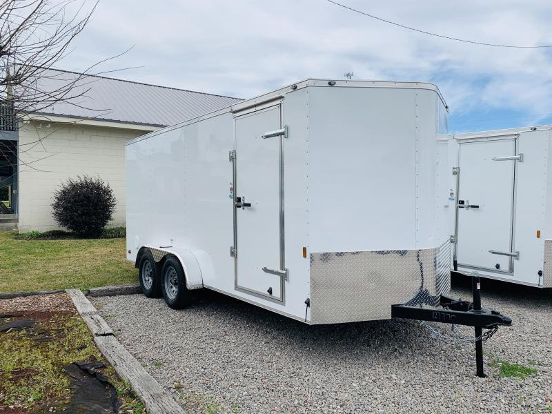 2021 Forest River 7x14 Enclosed Cargo