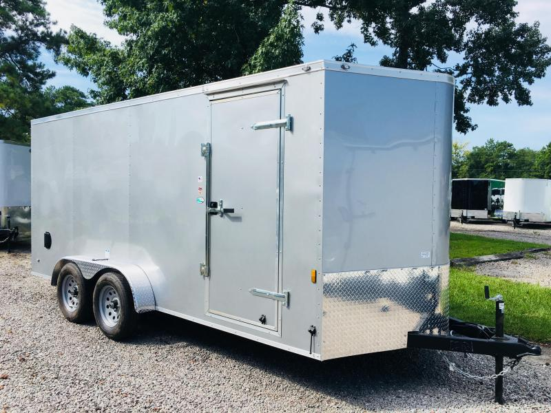 2021 Forest River 7x16TA2 Enclosed Cargo Trailer