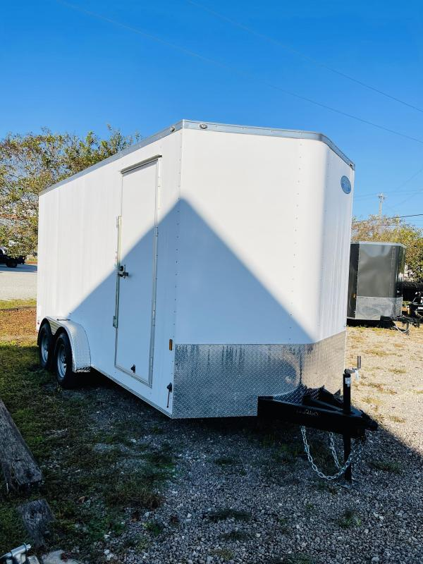 2022 Forest River 7X16TA3 Enclosed Cargo Trailer