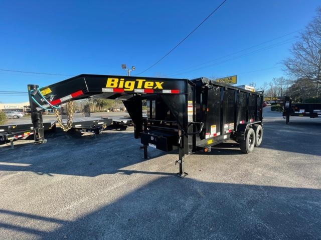 2021 Big Tex Trailers 14GX-16BK6-P4 Dump Trailer