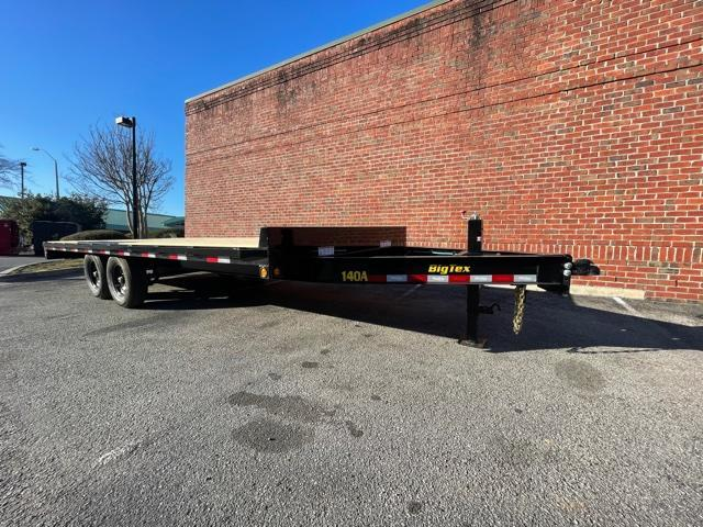 2021 Big Tex Trailers 14OA-20 Equipment Trailer