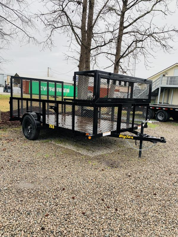 2020 Big Tex Trailers 35LS 12' Utility Trailer