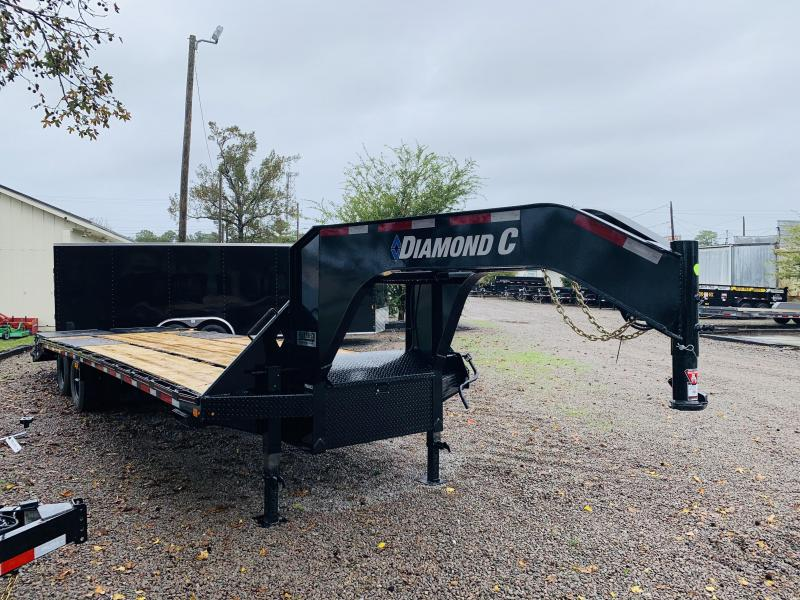 2021 Diamond C Trailers FMax210 25+5 Flatbed Trailer