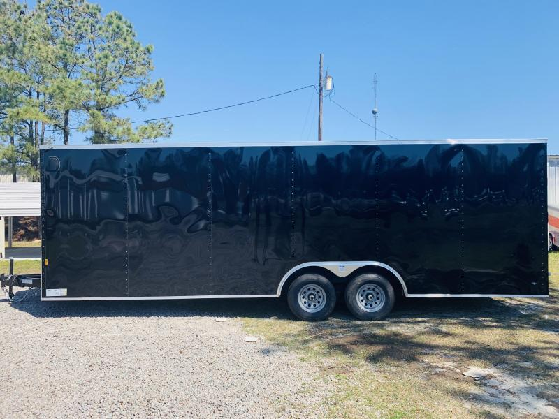 2021 Continental Cargo NS 8.5X24 Car / Racing Trailer