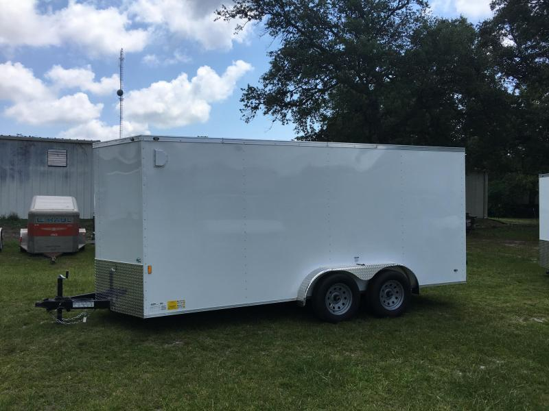 2022 Forest River 7x16 Enclosed Cargo