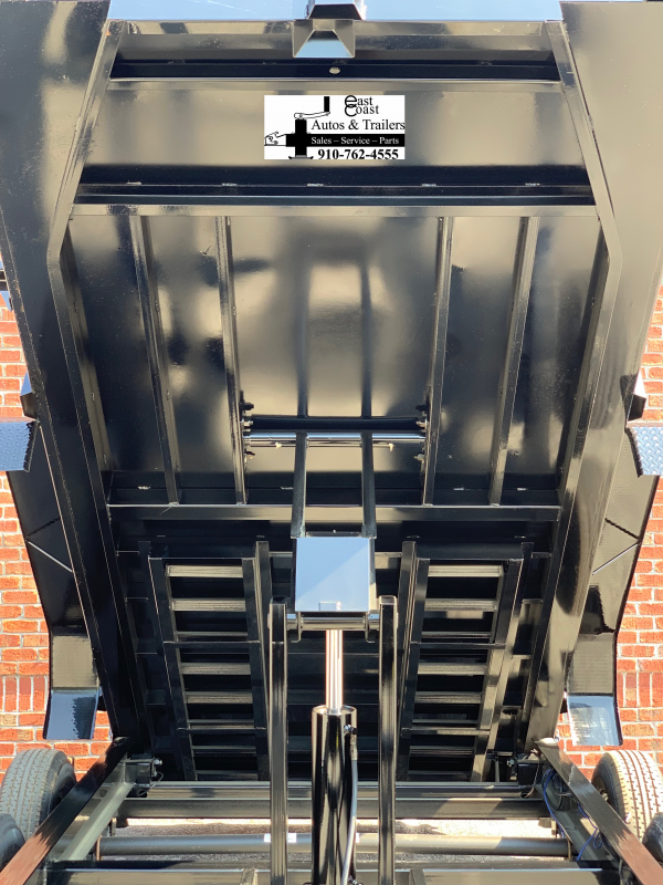 Big Tex 14LP (7' X 14') Low Profile Dump Trailer with 14K GVWR