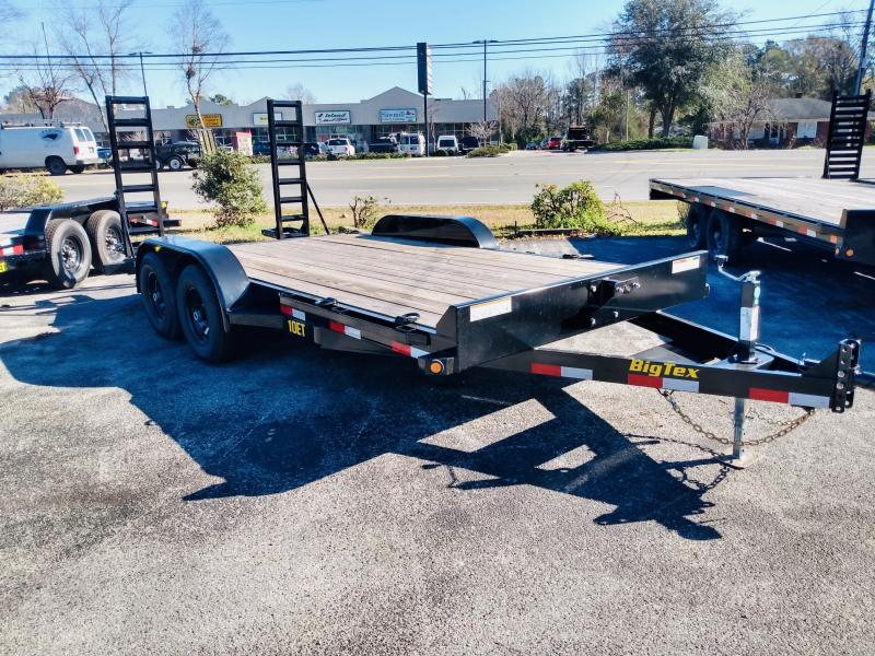 2019 Big Tex 10ET - 18' Equipment Trailer