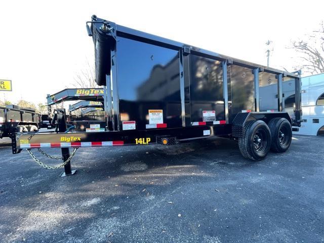 2021 Big Tex Trailers 14LP-16BK-P4 Dump Trailer